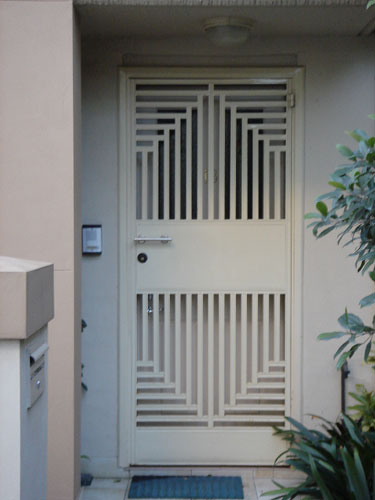 Security doors sydney australia