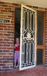 Security Screen Door & Security Doors Sydney Australia