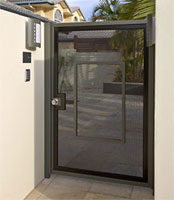 Security Mesh Insatallation & Security Doors Sydney Australia