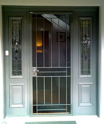 Welded Security Door Advantages
